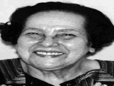 Latifa Alzayyat 1923-1996