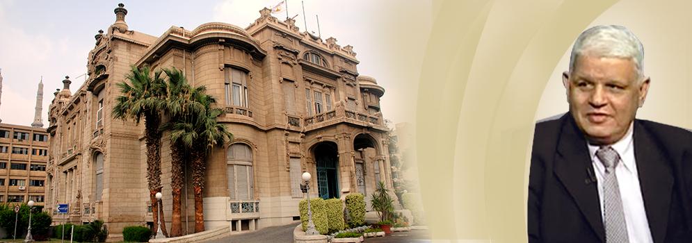 أ.د الطوخي: فتح المرحلة الثانية من التقدم الالكتروني للمدن الجامعية اليوم