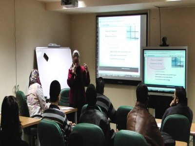 Egyptian E-Learning University (EELU)